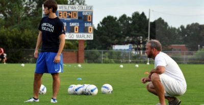 JCA Foundation Partners with Virginia Wesleyan College Marlin Soccer Academy