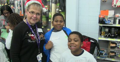 """Chesapeake charity gives gift cards, pizza and a holiday """"Kruz"""" to 1,000 children"""